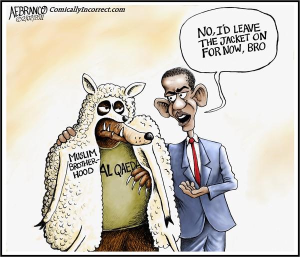 طالبان، والإخوان، والأمريكان … يد واحدة!