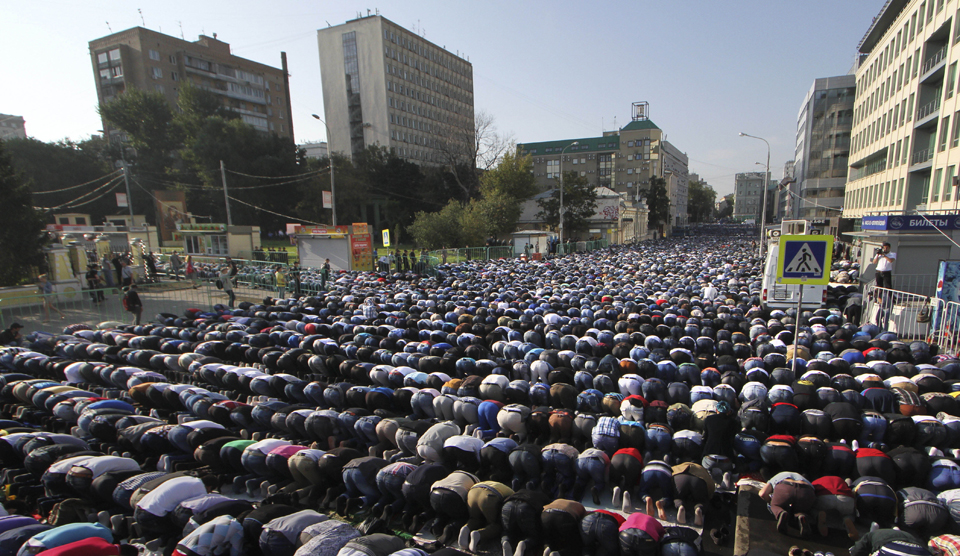 تكبيرات العيد بمساجد العالم