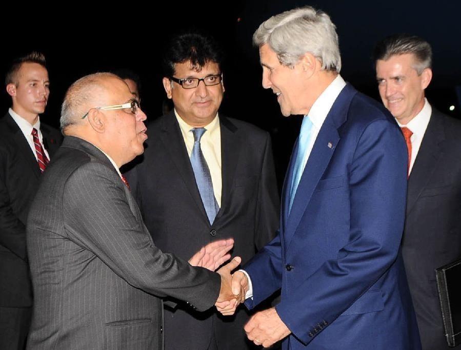 باكستان تستقبل وزير الخارجية الأمريكي