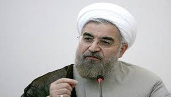 """روحاني: العالم الاسلامى يجب أن يتحد لمواجهة """" النظام الصهيونى"""""""