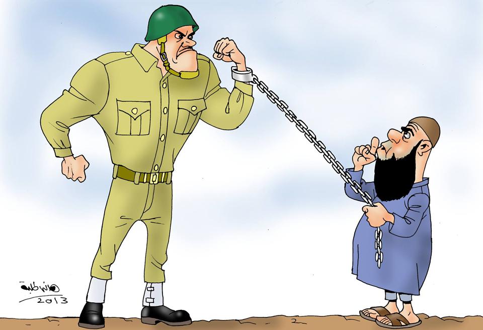 الإرهاب يحكم مصر