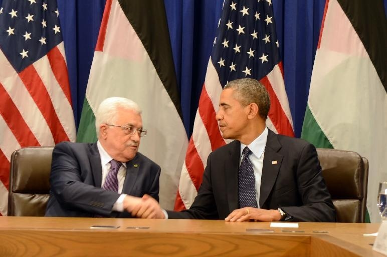 أوباما وعباس: ندعم (السلام)!