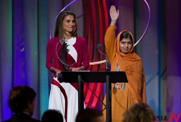ملالا يوسف زاي..الأيقونة التي أصبحت رمزا