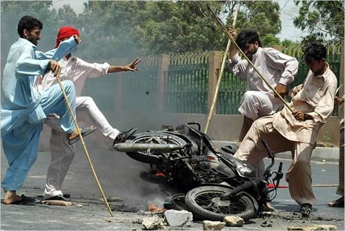 لياري: شارع العنف في كراتشي