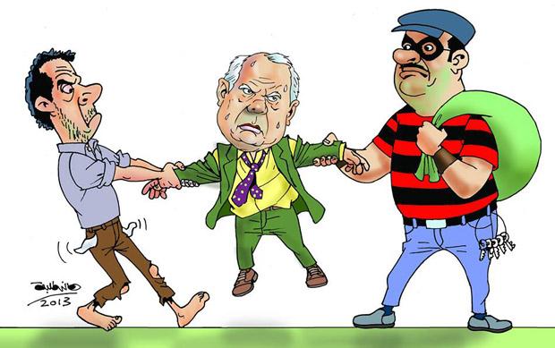 أرجوحة العدالة الاجتماعية في مصر