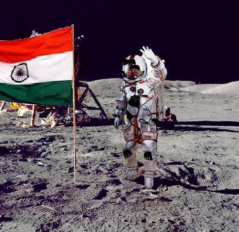 الهند تخطط لرحلتها الثانية إلى القمر