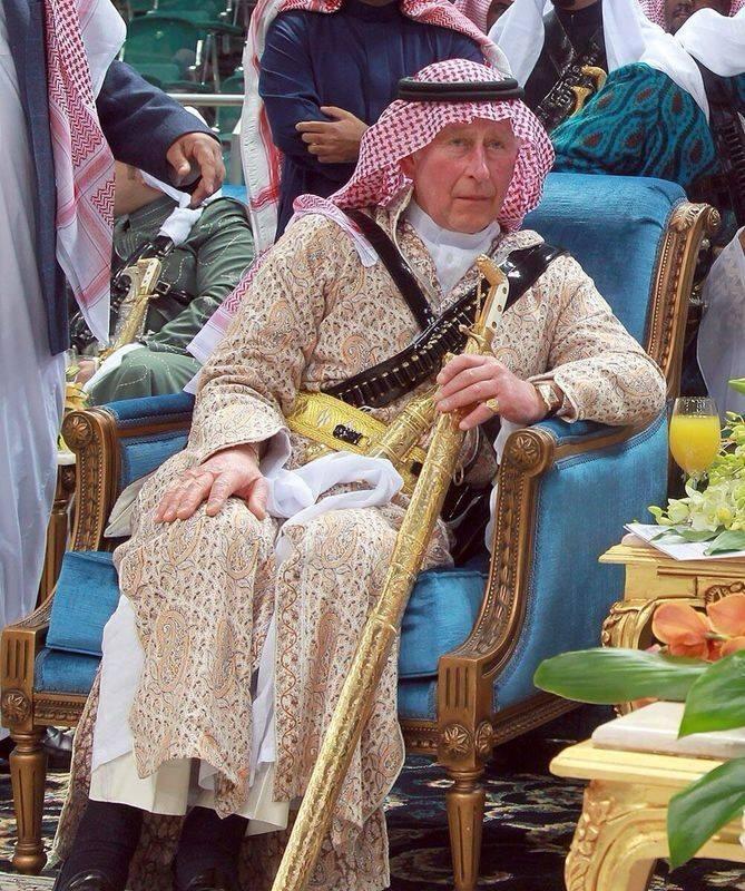 Charles of Arabia