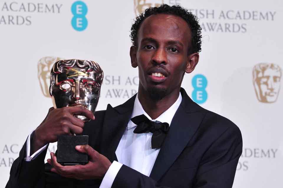 الصومالي بركات عبدي … نجم هوليود
