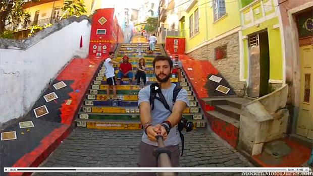 رحلة 600 يومًا حول العالم مصورة في 180 ثانية بزاوية 360 درجة
