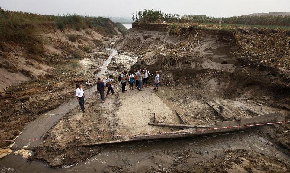 ممر تيان شان  الحريري بقائمة التراث العالمي