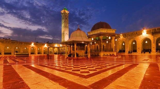 رمضان في حلب