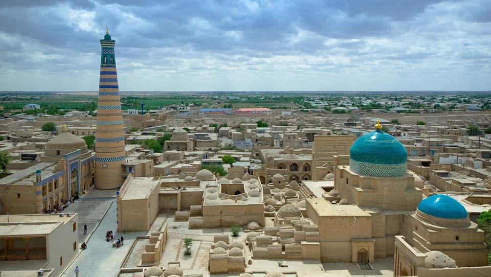 19 مدينة تطور شبكة سياحية مشتركة لطريق الحرير