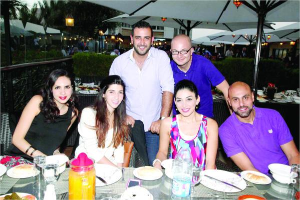 نشطاء وإعلاميو الأردن في ضيافة إفطار سامسونج