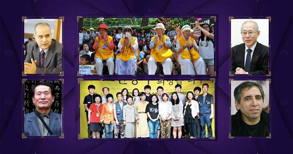 كوريا: توزيع جوائز (مان هيه) في السلام والأدب والفن وخدمة المجتمع الثلاثاء 12 أغسطس