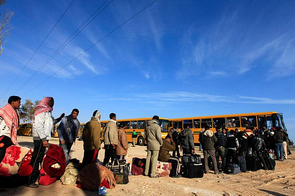 فخ المصريين في ليبيا