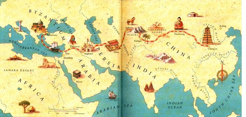 الكويت بضيافة الصين في مهرجان روح طريق الحرير